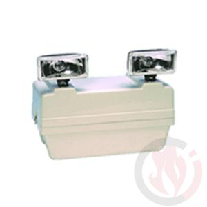 Luminária de Emergência Autônoma 2 Faróis de 55W