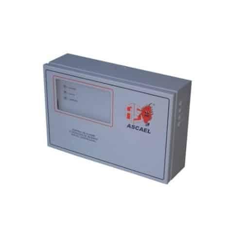 Central Amplificadora de Rede e Sirene (Classe A) - AARS-A 1024 - Ascael