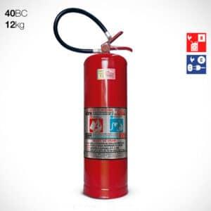 Extintor de Pó Químico Seco (PQS) BC 12Kg