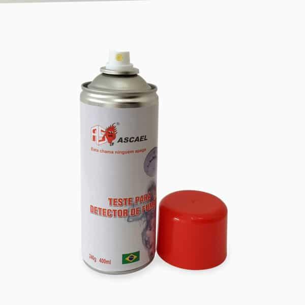 Spray Teste Detector de Fumaça