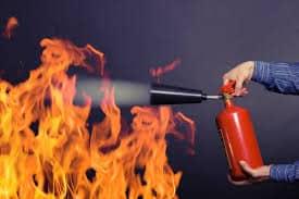 Combate a principio de incêndio