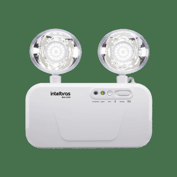 Bloco de Iluminação de Emergência 1200 Lumens BLA 1200 Intelbras