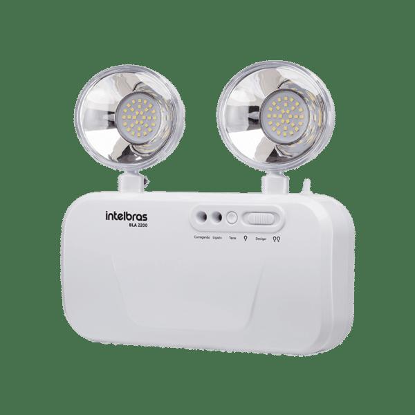 Bloco de Iluminação de Emergência 2200 Lumens BLA 2200 Intelbras