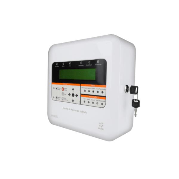 Central de Alarme de Incêndio Endereçavel HORUS CAX3001 Ascael
